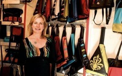 Indian Summer Leather Design