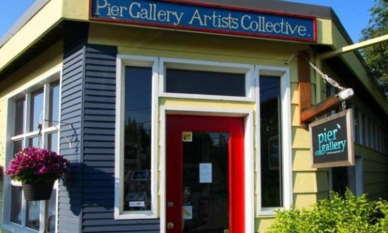 Pier Gallery Artists Collective