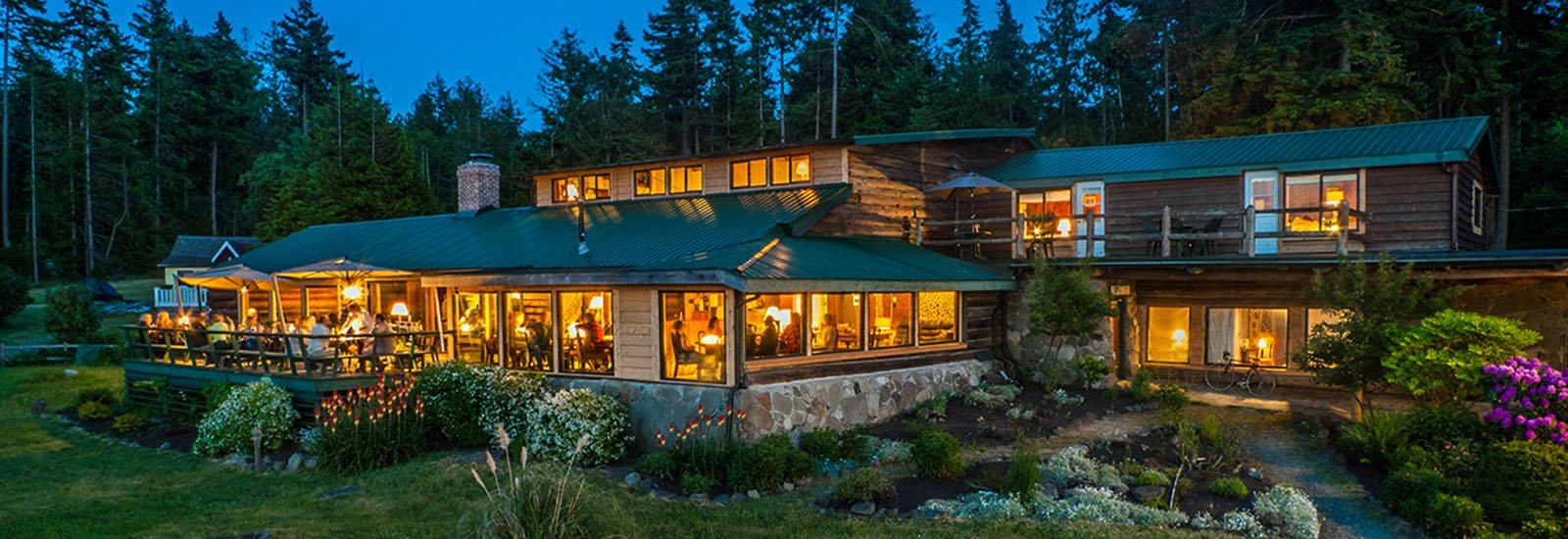 Accomodations on Gabriola