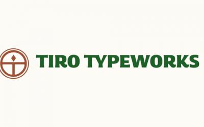 Tiro Typeworks Ltd.