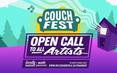 COUCH FEST – Now accepting applications!