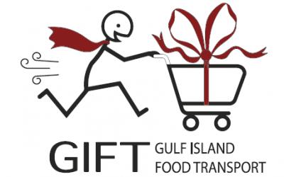 GIFT: Gulf Island Food Transport
